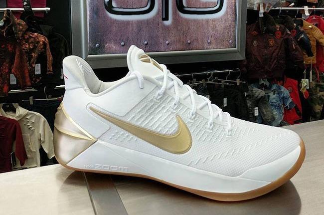 online store 5f4a9 5be4a Tênis Nike Kobe Ad Big Stage (852425-107) - Pronta Entrega