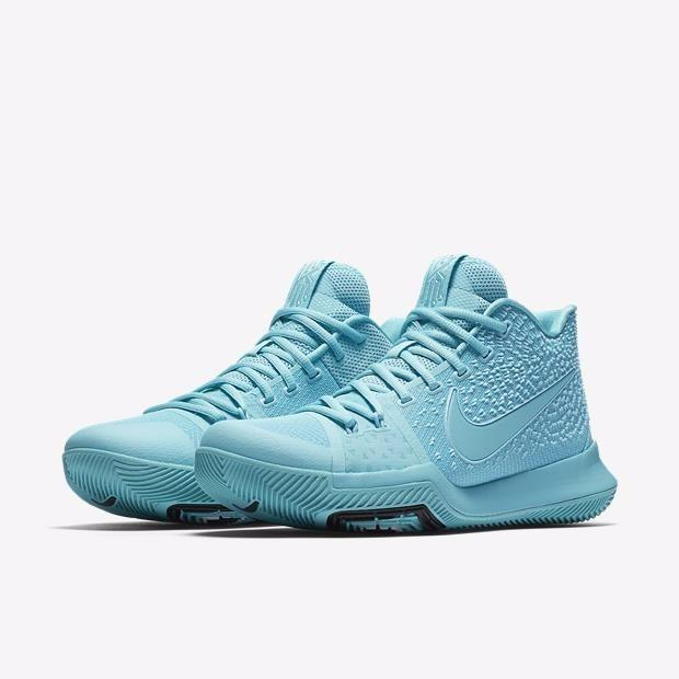 hot sale online 14bae 31f7e Tênis Nike Kyrie 3 Basquete Nba Pronto Entrega