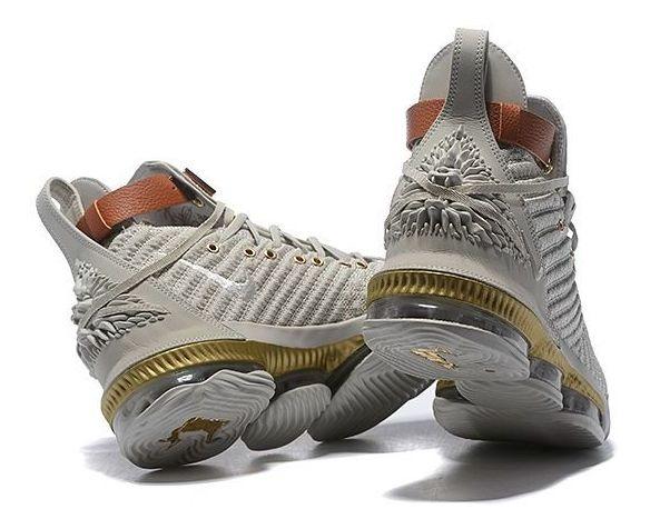 innovative design c7d78 8ce22 Tênis Nike Lebron 16 Hfr Original