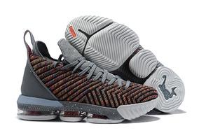 4c7f8d58691 Tênis Nike Lebron 16 Xvl Com Caixa Modelo Novo Kobe Importad