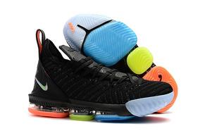8054bfc86c Tenis Nike Lebron 15 Tamanho 16 - Nike para Masculino no Mercado ...