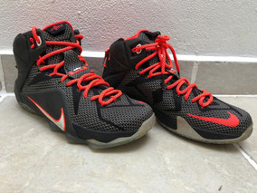 best website 13188 6ae0d Tênis Nike Lebron James 12 Elite Basquete Pronta Entrega