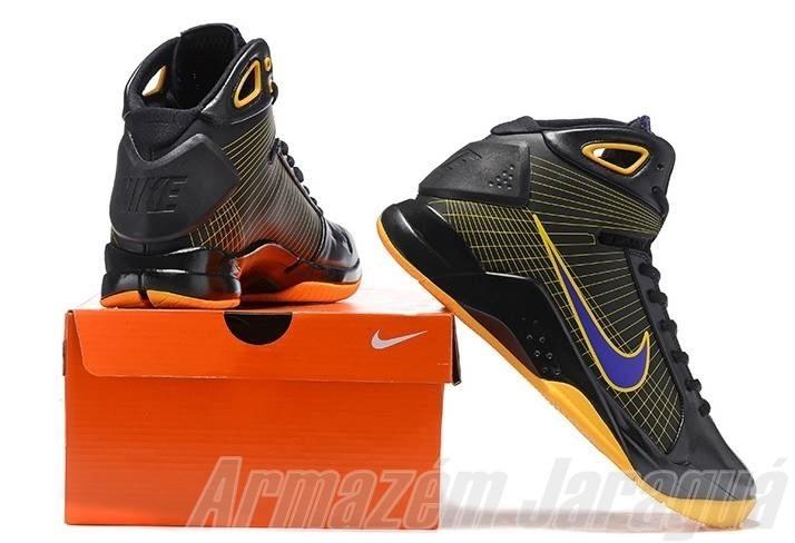 c227dfef71380 Tênis Nike Lebron James Basquete Esportes Hyperdunk Shoes
