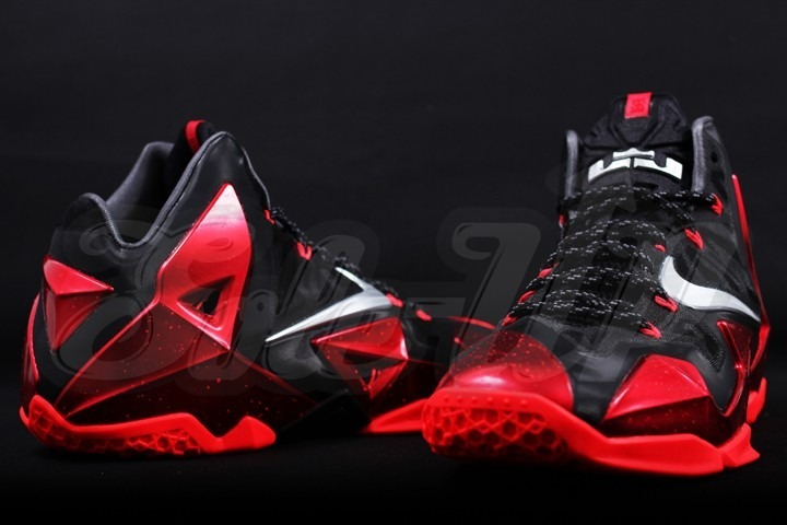 Tênis Nike Lebron James Miami Heats - 40 42 44 - Importado - R  748 ... 4bbe71058147a