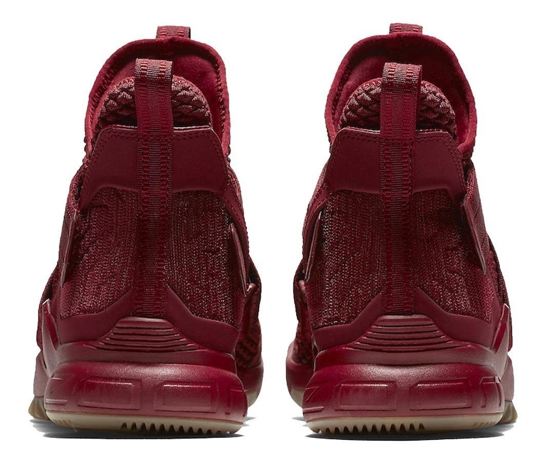 pretty nice e5886 003a8 Tênis Nike Lebron Soldier 12 Team Red King James Basketball