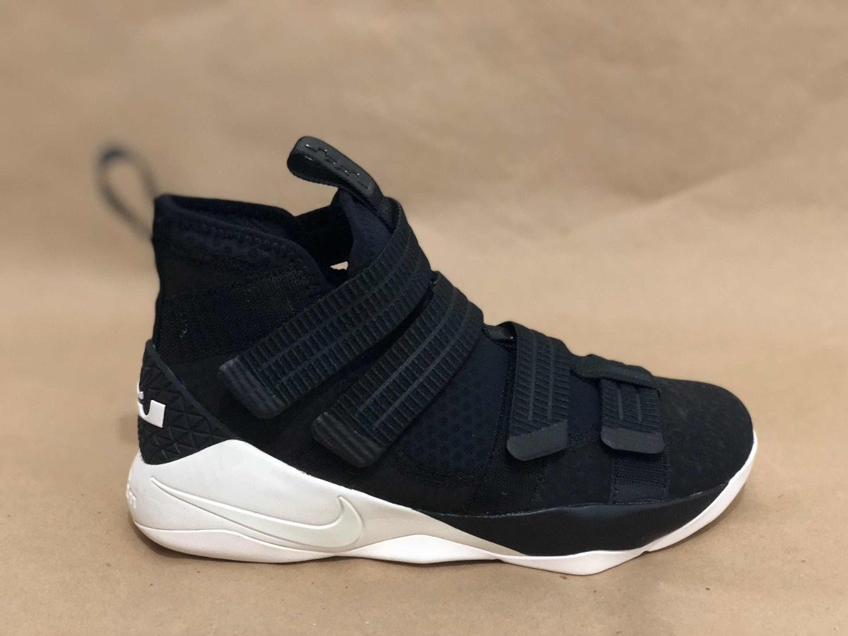 new style 17c7d 8ccec Tênis Nike Lebron Soldier Xi Sfg