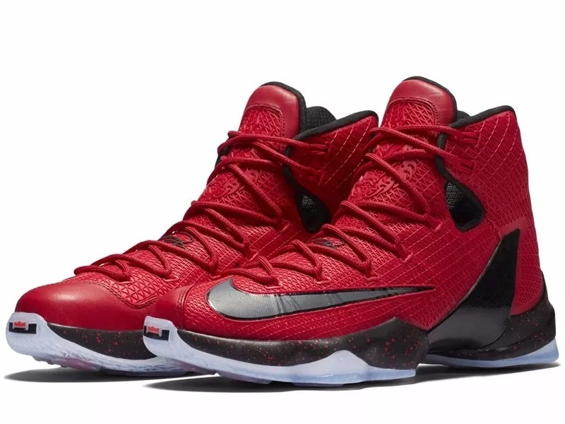 tênis nike lebron xiii 13 elite university red nba playoffs. Carregando  zoom. cabcc4179