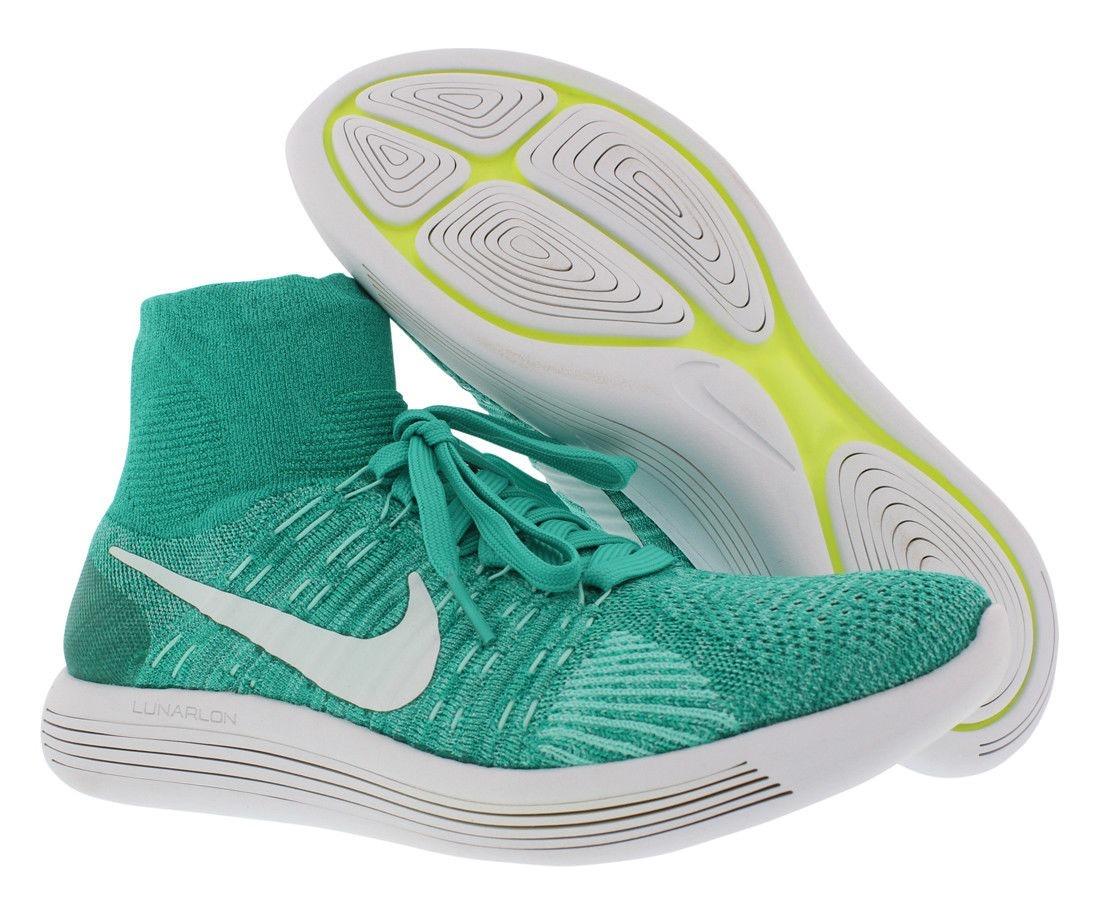 e87f83cc8ede4 Tênis Nike Lunar Epic Flyknit Verde - 100% Original - R  249