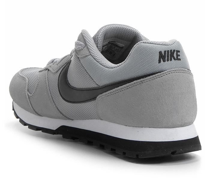 229263ac5c34c Tênis Nike Md Runner 2 Couro Cinza - R  355