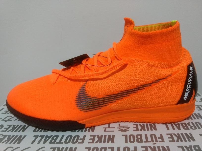 Tênis Nike Mercurial X Superfly 360 Elite Futsal - R  549 524fa1a95913a