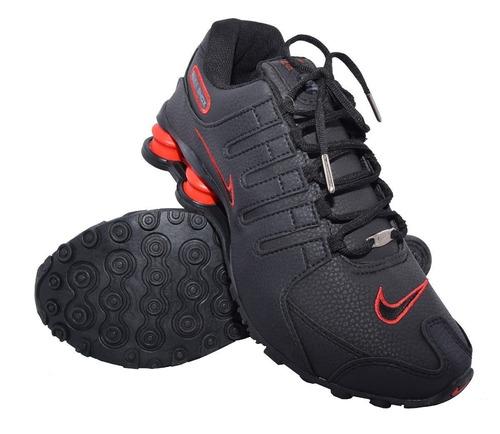 Tênis Nike Nz Masculino Original Frete Grátis Promoção Pt Vm - R ... a93bf976f3e96