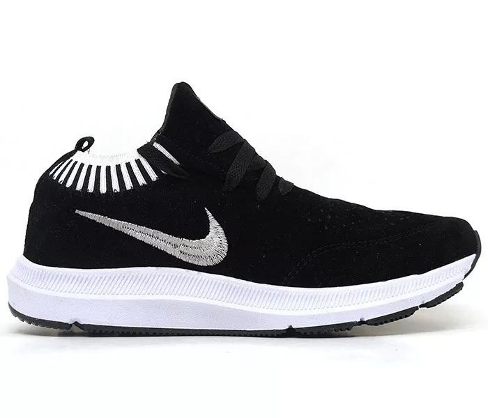7e88e8a094a Tênis Nike Original Ultra Line Boost Preto E Branco Barato - R  229 ...
