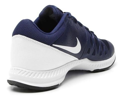 tênis nike originalair epic speed tr 2 azul marinho e branco