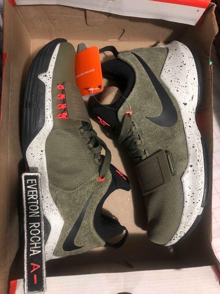 separation shoes d20c5 f8e34 Tênis Nike Paul George Pg 1 Elements Pronto Entrega