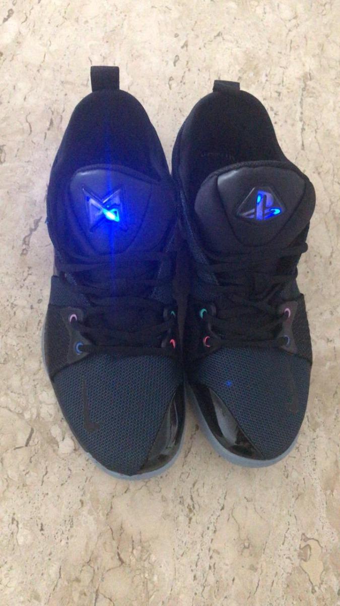 best website 37827 85e2b Tênis Nike Paul George Pg 2 Playstation - Pronta Entrega!