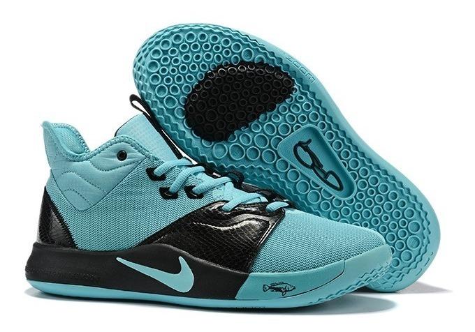 pretty nice cc3f2 761b4 Tênis Nike Pg3 ''nasa 50 Th'' Shoes Original Importado
