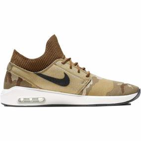 078be5767c Teni Sola Marrom Skate Nike Air - Tênis Nike Marrom com o Melhores ...