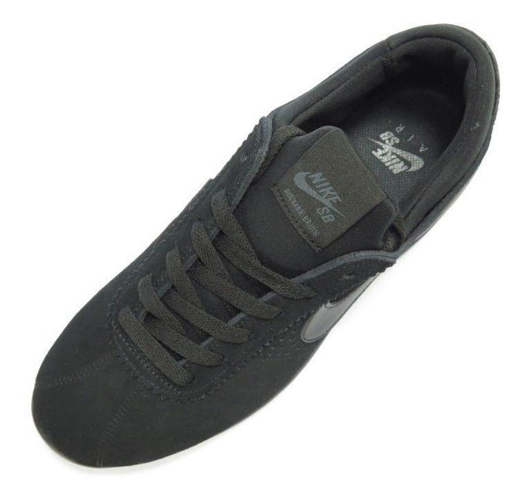 d3de300d77 Tênis Nike Sb Bruin Max Vapor Inteiro Preto - R$ 299,90 em Mercado Livre