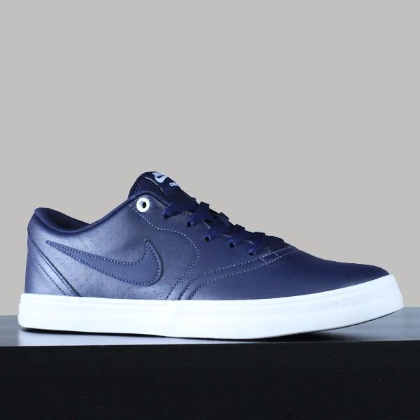 Tênis Nike Sb Check Solar Azul - R  249 509d0c28faa31