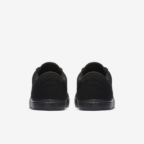 Tênis Nike Sb Check Solar Cnvs Wmns - Black black - R  279 b09eeb07f04