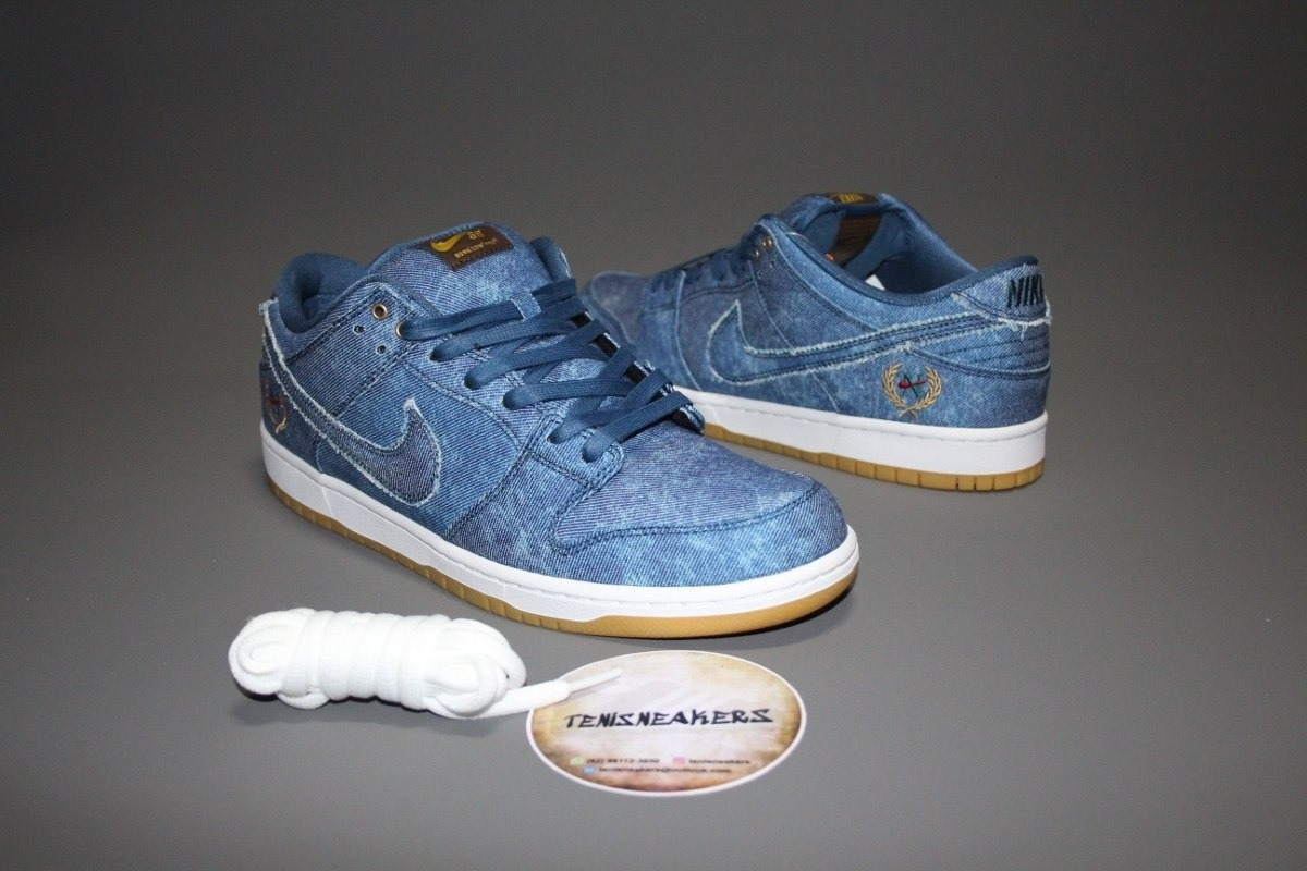 huge selection of b4928 3640d Tênis Nike Sb Dunk Low Trd Qs 'biggie' (883232-441)