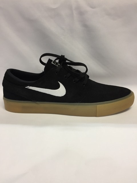 outlet 100% quality temperament shoes Tênis Nike Sb Janoski Zoom Air Black/gum Original