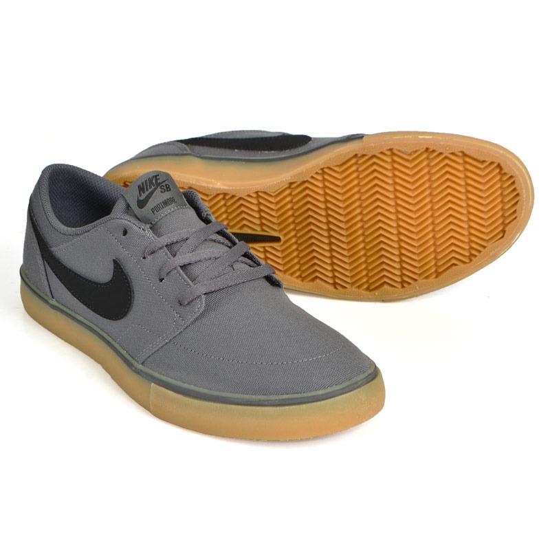 517546cfc7 Tênis Nike Sb Portmore Ii Solar Canvas - R  279