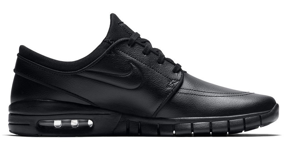 sports shoes 5d4a2 edeca tênis nike sb stefan janoski max l blackblack. Carregando zoom.