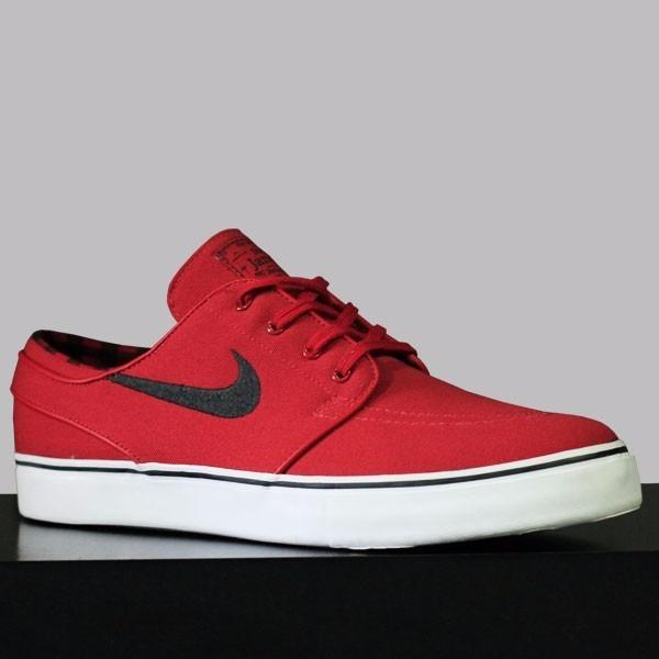 311673163ed4d Tênis Nike Sb Stefan Janoski Vermelho - R  259