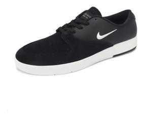 336ea81a0a67b Teni Nike Rasteiro Masculino Paul Rodriguez - Nike Preto com o ...