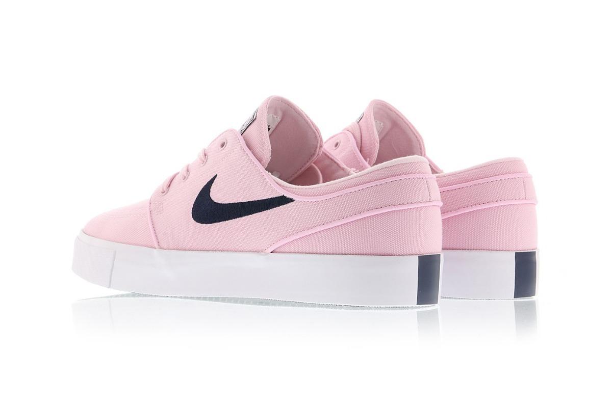 tênis nike sb zoom stefan janoski canvas rosa. Carregando zoom. d74a41fb5b01c