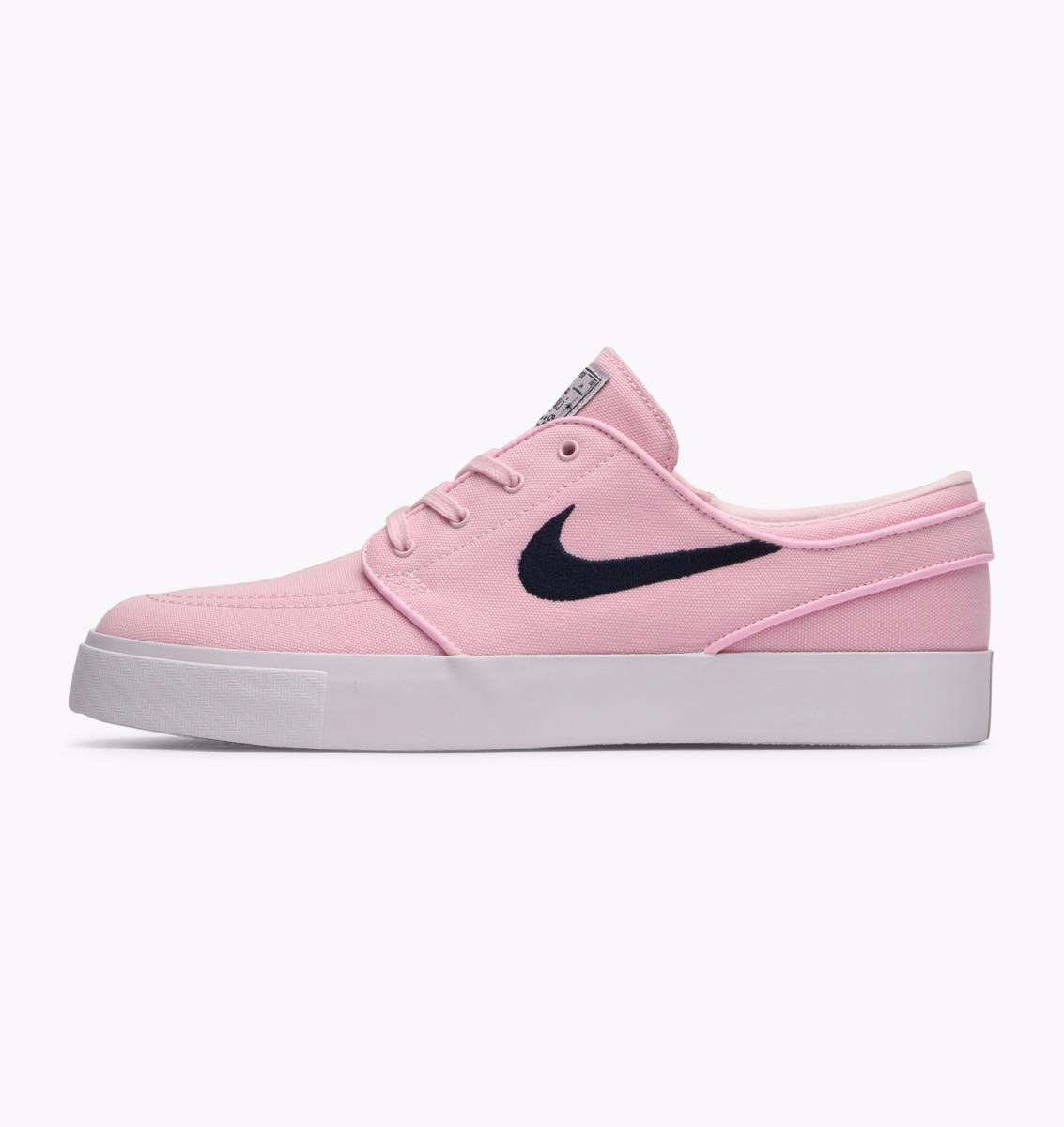 5bfb07f1667 Tênis Nike Sb Zoom Stefan Janoski Canvas - Skate Elite Pink - R  319 ...