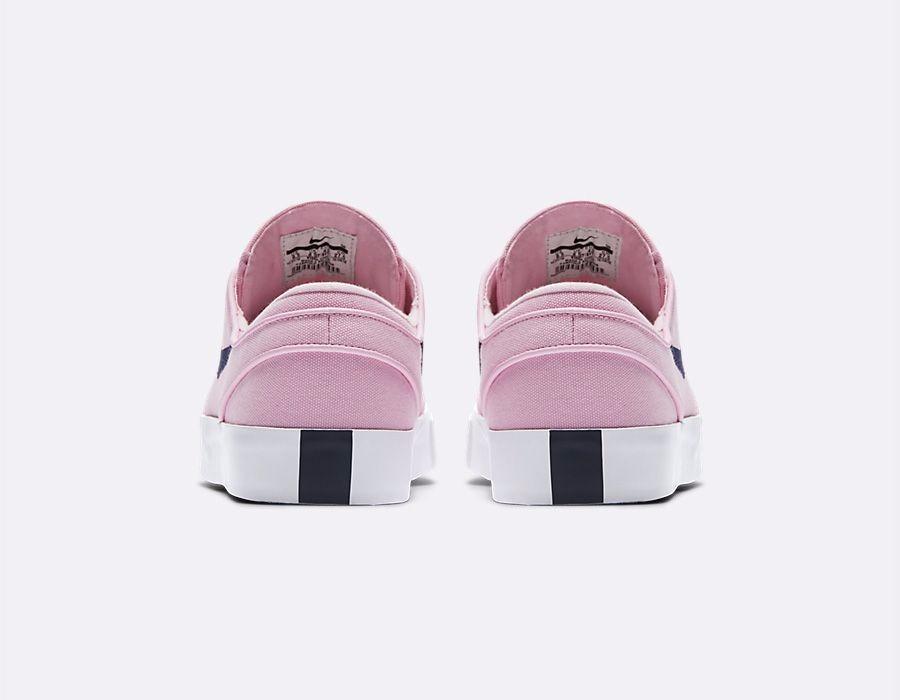 tênis nike sb zoom stefan janoski canvas - skate elite pink. Carregando zoom . 43c12eeb73e51
