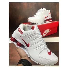 f67518307d490 Tênis Nike Shox Nz Branco Numero 35 - Calçados, Roupas e Bolsas com ...