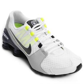 6c76f7124 Tenis Nike Shox Avenue 833583 101 Original C Nota Fiscal - Tênis no ...
