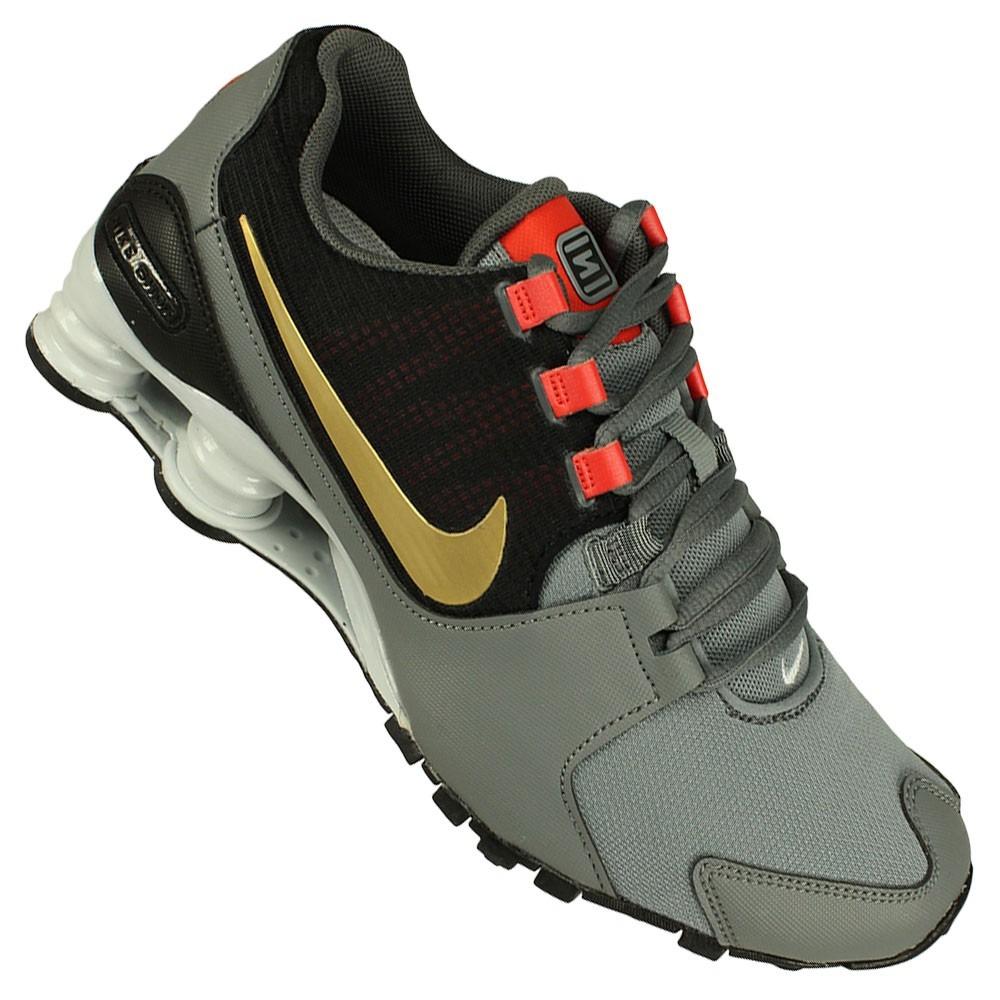 Tênis Nike Shox Avenue Original +garantia+ Nfe Tênis Preto - R  649 ... fd470282085c1