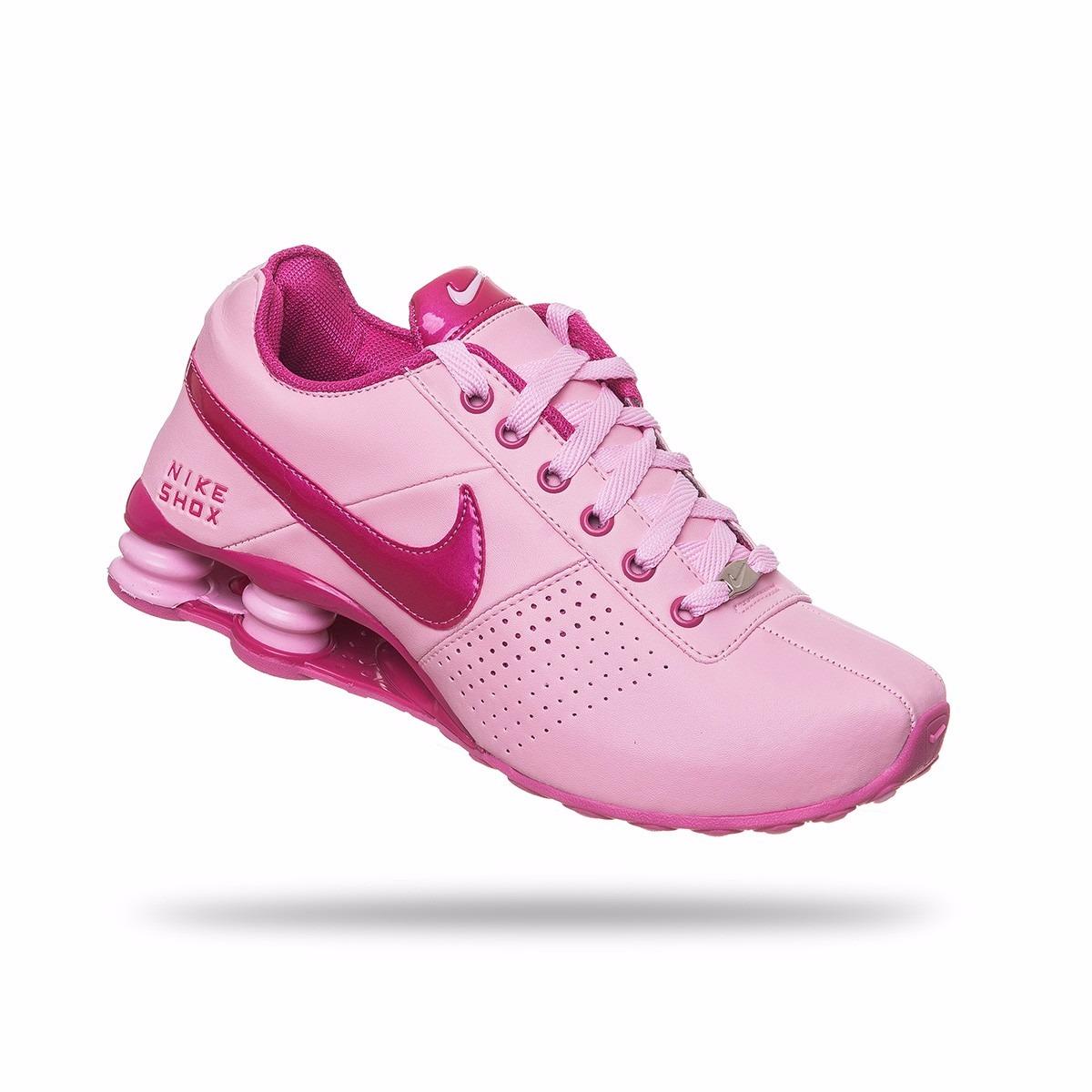 ... france tênis nike shox classic deliver feminino lindo frete grátis. carregando  zoom. 60a7a 1c3fa bc15b34206e2f