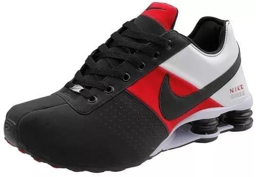 828b11080a Tênis Nike Shox Deliver Masculino Original Promoção !! - R  340