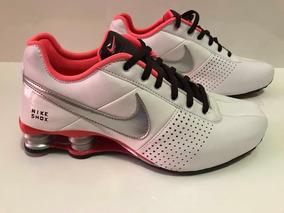 672ce1488d1 Nike Shox Branco E Roxo Feminino - Tênis no Mercado Livre Brasil