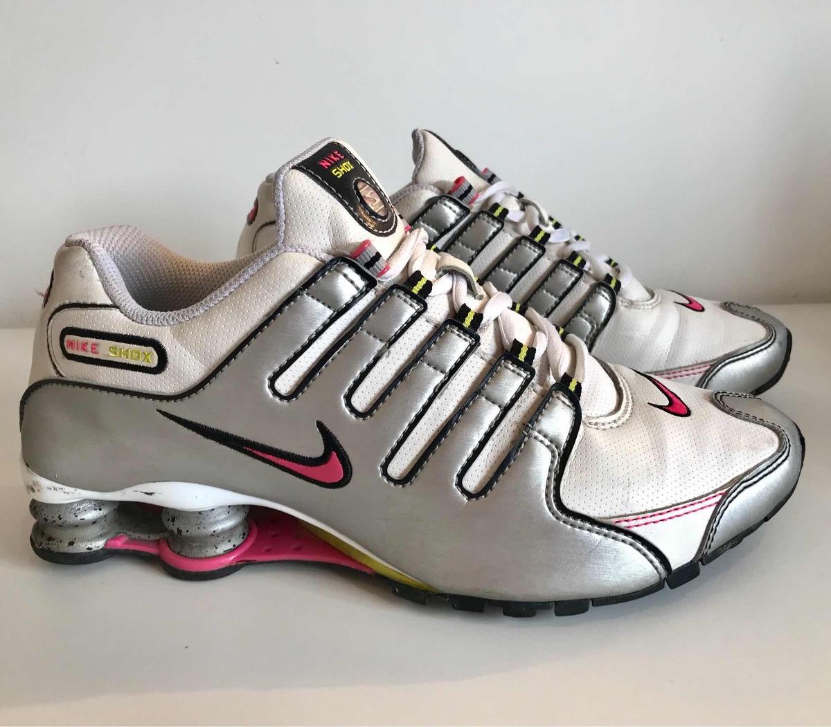 8566170d19c tênis nike shox feminino - original! Carregando zoom.