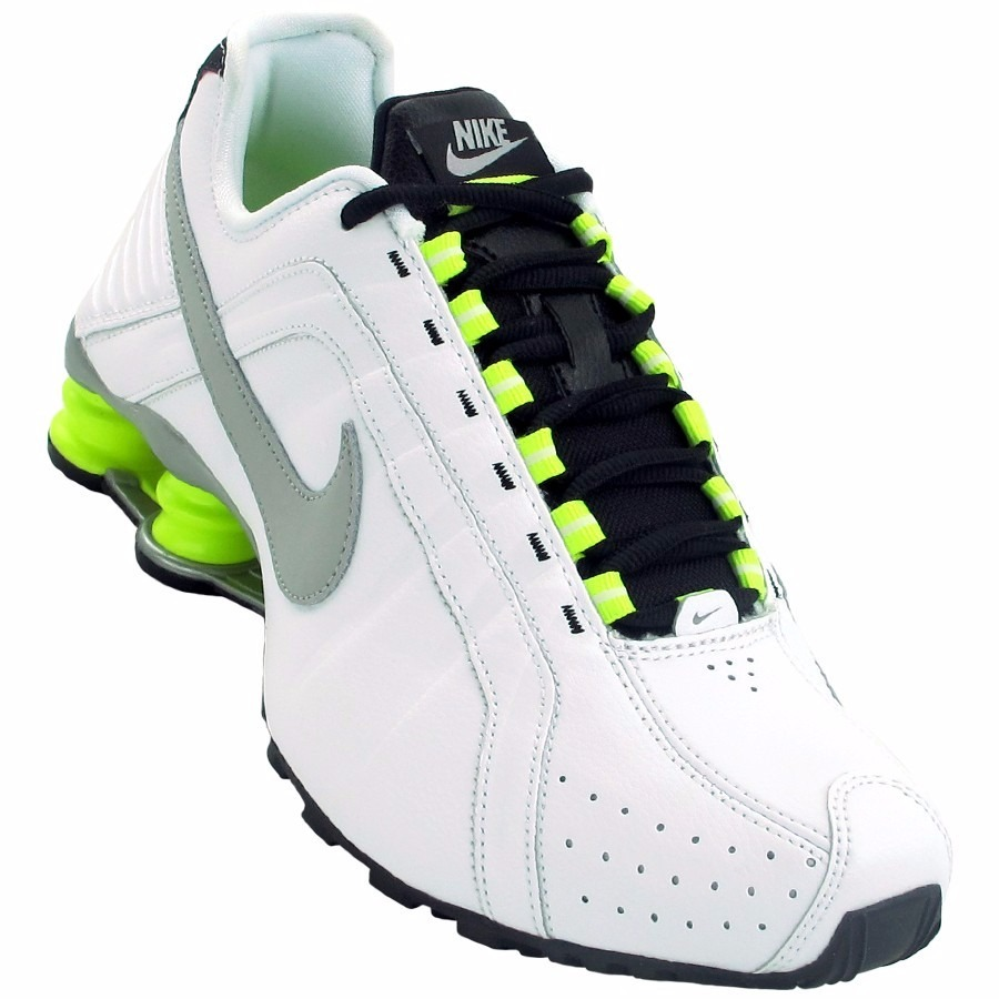 buy popular a6675 945b8 tênis nike shox junior masculino original com nota fiscal. Carregando zoom.