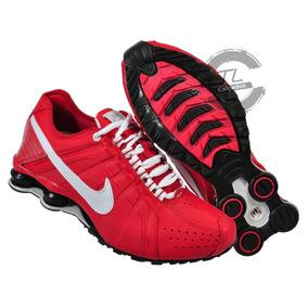 9619da1b0a6 Nike Shox Junior Preto - Tênis Vermelho no Mercado Livre Brasil