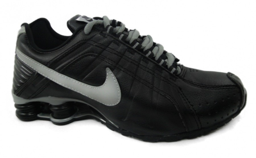 the best attitude e706d ac48d ... e Grafite nike shox junior preto ...
