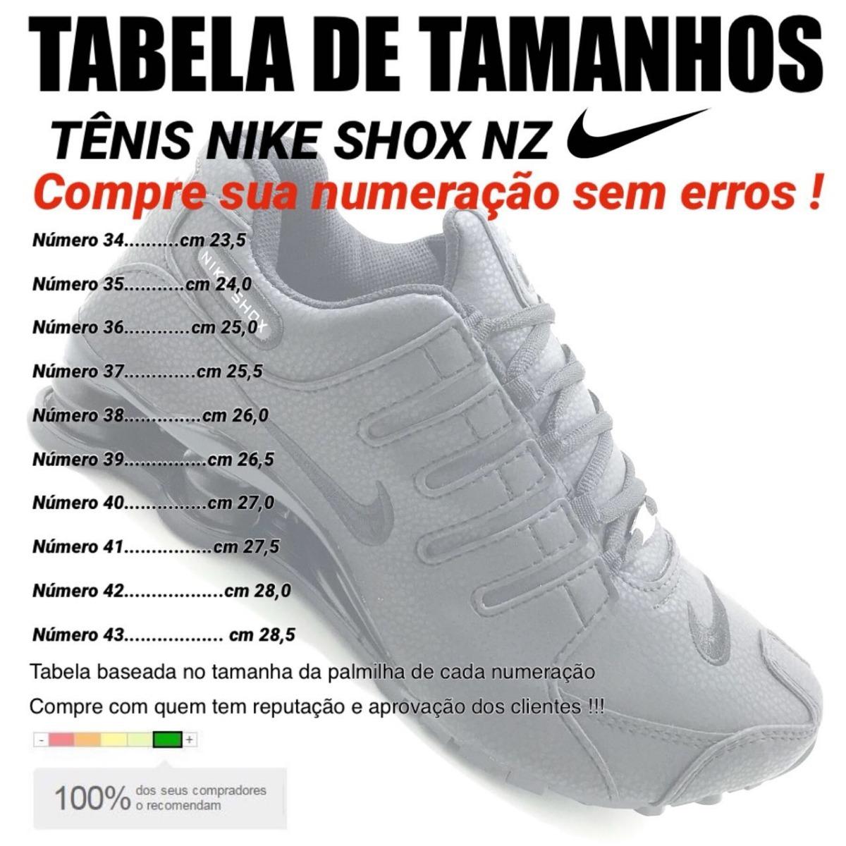 ... coupon for tênis nike shox masculino. carregando zoom. 751b0f493cbea