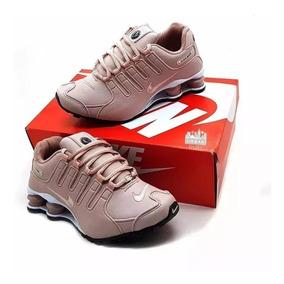 buy popular 0ed5d a881c Tênis Nike Shox Nz Eu 4 Molas Original - Promoção Frete Grát