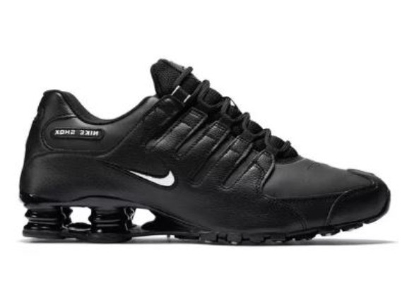 Tênis Nike Shox Nz Eu Masculino- N°41 - R  430 dfa0103a449