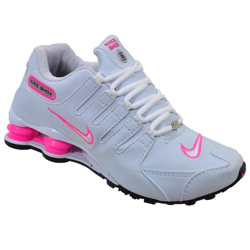 4b82cf0424 Tênis Nike Shox Nz Feminino Original Frete Gratis - R$ 422,99 em ...