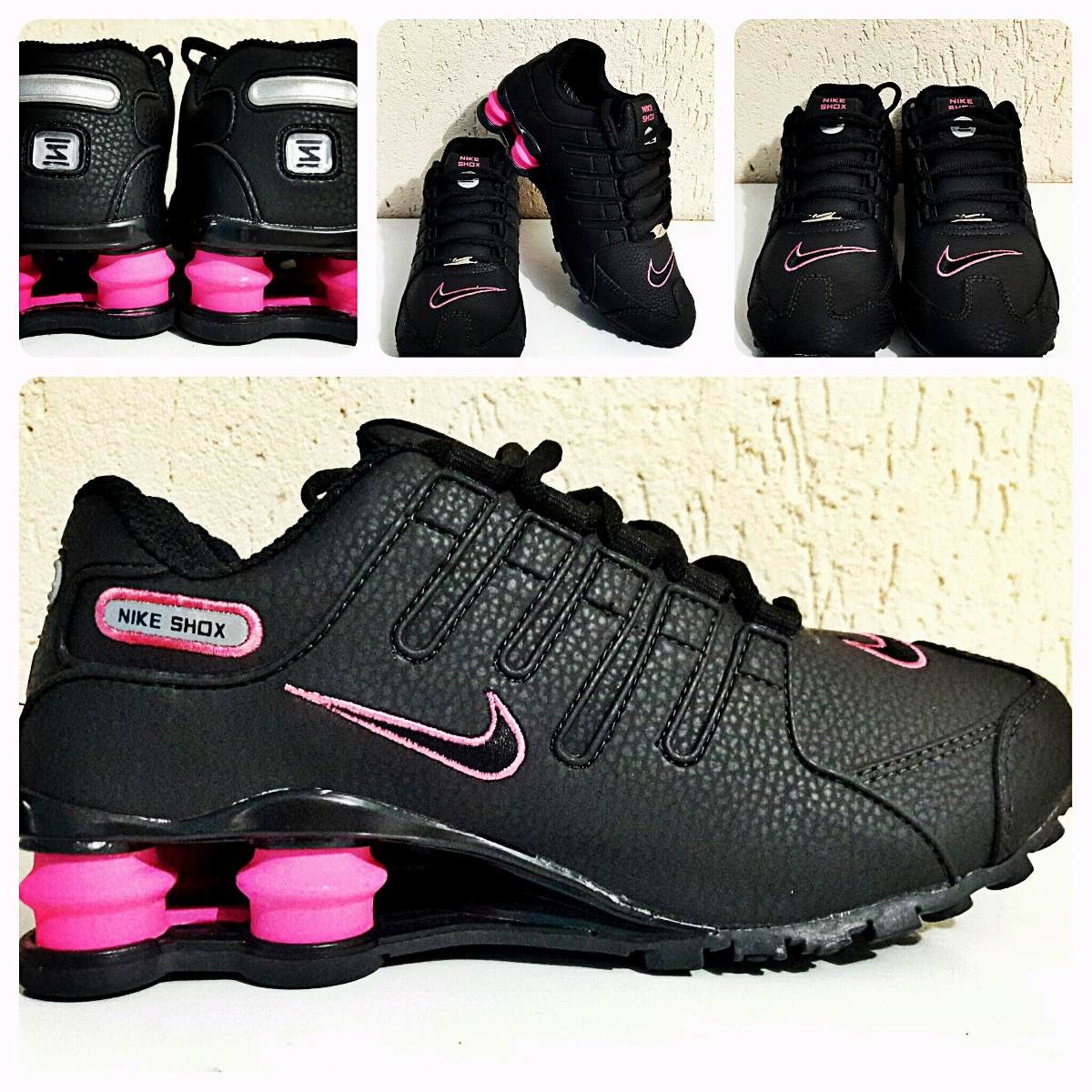 cheap for discount ddcba 2c2e5 ... where can i buy cheap max acf12 ec5f8 tênis nike shox nz feminino preto  e rosa