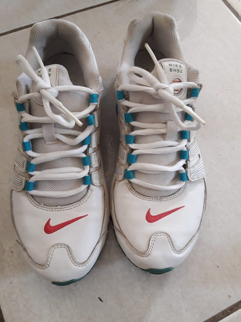 17f50223f92 ... shopping tênis nike shox nz feminino usado. carregando zoom. f24d0  fec55 ...