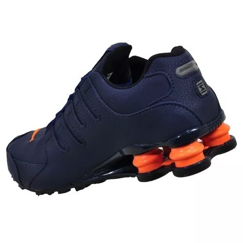 Tênis Nike Shox Nz Masculino ...original..promoção !!! - R  255 0ad49daa39d22